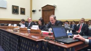 Buổi điều trần tại Hạ viện Hoa Kỳ về 'Vai trò an ninh của Mỹ ở Biển Đông' hôm 23/7/2015