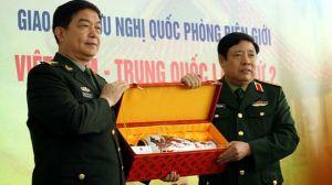 Mặc dù có tranh chấp lãnh thổ tại Biển Đông, giới lãnh đạo quân đội Việt Nam và Trung Quốc chưa bao giờ lớn tiếng.