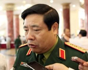 Phùng Quang Thanh. Ảnh: báo Thanh Niên