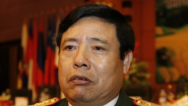 Bộ trưởng Quốc phòng Việt Nam Phùng Quang Thanh