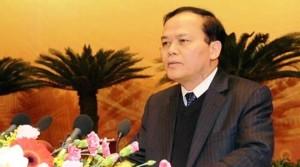 Đồng chí Ngô Văn Dụ, Ủy viên Bộ Chính trị- Bí thư Trung ương Đảng- Chủ nhiệm Ủy ban Kiểm tra Trung ương chủ trì kỳ họp.