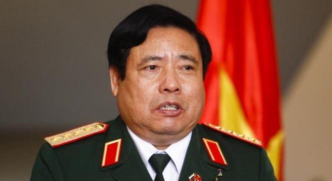 Bộ trưởng Quốc phòng Phùng Quang Thanh. (Ảnh: Tuổi Trẻ)
