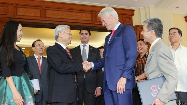 Hoa Kỳ bình thường hóa quan hệ với Việt Nam dưới thời của Cựu Tổng thống Bill Clinton