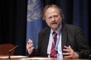 Ông Heiner Bielefeldt, Báo cáo viên đặc biệt của Hội đồng Nhân quyền LHQ về Tôn giáo