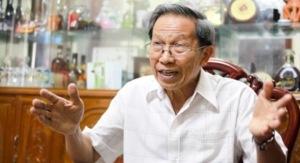 Thiếu tướng Lê Văn Cương
