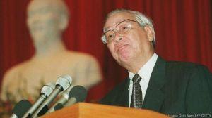 Ông Võ Văn Kiệt là thủ tướng được đánh giá cao trong giai đoạn hậu Đổi Mới từ năm 1986