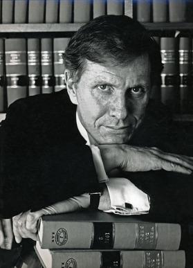 Chánh án Michael Kirby. Nguồn ảnh: Robert Walls