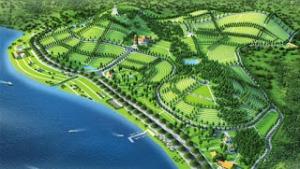 Công viên Nghĩa trang An Viên Vĩnh hằng Đồng Nai tổng vốn đầu tư 2.000 tỷ đồng, xây dựng trên 300 ha đất