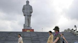 Tượng đài Hồ Chí Minh ở Vinh