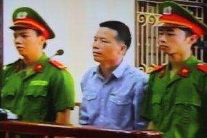 Ông Đoàn Văn Vươn bị tuyên án 5 năm tù, đến nay đã chấp hành được hơn 3 năm 7 tháng