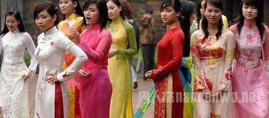 Các cô gái Việt trong một buổi chọn vợ (Ảnh: Nanrenwo)