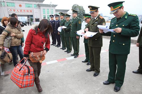 Cảnh sát Trung Quốc đã giải thoát được 5 người trong đường dây của Mã (Ảnh minh họa)