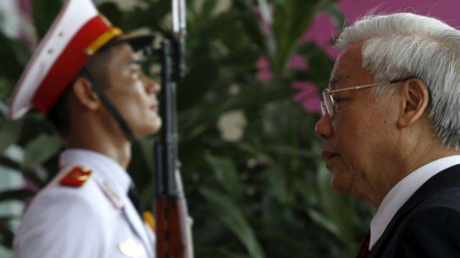 Tác giả không chắc chắn liệu điều mà ông Nguyễn Phú Trọng, Tổng bí thư ĐCSVN nói rằng thời đại Hồ Chí Minh 'rực rỡ nhất trong lịch sử VN' có đúng không