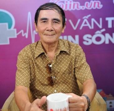 Chuyên gia tâm lý Trịnh Trung Hòa (ảnh: Báo Sức khỏe và Đời sống)