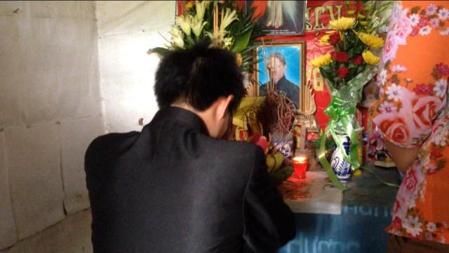 Mẹ của Paulus Lê Sơn mất khi anh còn đang ở trong tù