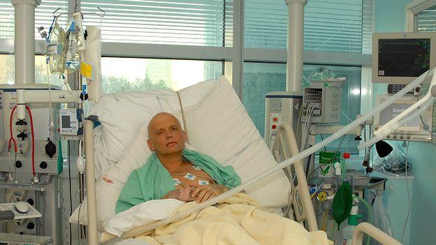Vợ góa ông Litvinenko nói chồng mình từng tuyên bố sẽ vạch trần tham nhũng tại Tổng cục An ninh Liên bang Nga (FSB) và các