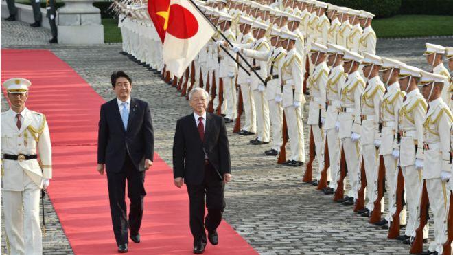 Tổng bí thư Đảng Cộng sản Việt Nam, ông Nguyễn Phú Trọng, vừa kết thúc chuyến thăm chính thức Nhật Bản.
