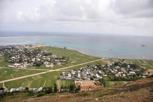 Đảo Lý Sơn được xác định là khu vực phòng thủ quốc gia quan yếu. Ảnh: TỬ TRỰC