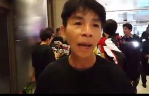 Blogger Uyên Vũ, thành viên CLBNBTD: 'Không có gì vui bằng chúng tôi lại được gặp nhau tại Hoa Kỳ sau 8 năm thành lập CLB Nhà Báo Tự Do. Gặp chị ấy tôi tất nhiên sẽ ôm lấy chị và nói lên lời ngưỡng mộ lẫn nỗi nhớ xa cách.'