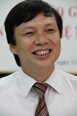 Ông Hồ Quang Lợi, Trưởng ban Tuyên giáo Thành ủy Hà Nội. Ảnh: internet