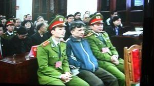 Ông Trần Anh KIm tại phiên tòa tháng 12/2009