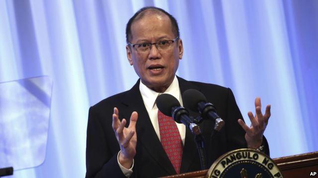 Tổng thống Philippines Benigno Aquino III