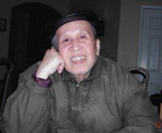 Nhà văn Võ Phiến (20/10/1925 - 28/9/2015). Ảnh: Báo Người Việt