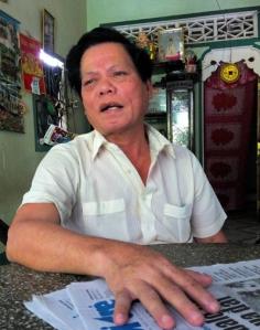 Ông Phạm Văn Thành. (Hình: Tuổi Trẻ)