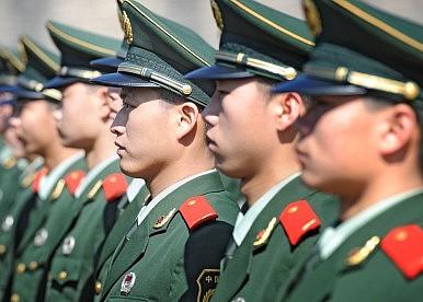 Lính Trung Quốc. Nguồn ảnh: Hung Chung Chih / Shutterstock.com