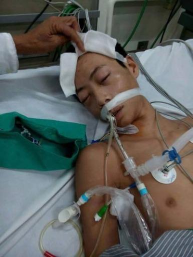 Đỗ Đăng Dư, người thiếu niên bị công an đánh chết. Ảnh: Internet