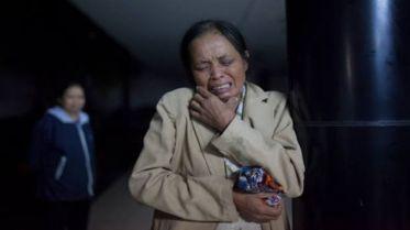 Mẹ của nạn nhân Đỗ Đăng Dư