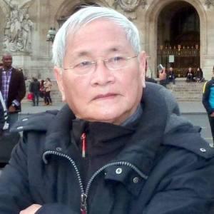 Nhà văn Vũ Thư Hiên. Ảnh: Facebook VTH