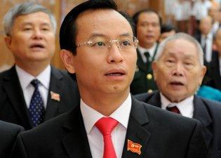 Ông Nguyễn Xuân Anh, tân Bí thư Thành ủy Đà Nẵng (Ảnh: Báo Tuổi Trẻ)