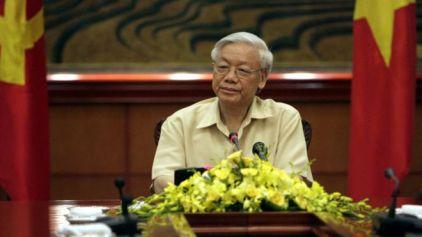 Tổng bí thư Đảng Cộng sản Việt Nam, ông Nguyễn Phú Trọng, nhiều lần nhấn mạnh tầm quan trọng của công tác nhân sự và tổ chức của Đảng.