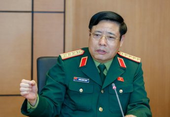 Đại tướng Phùng Quang Thanh - Ảnh: Việt Dũng