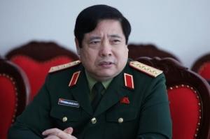Phùng Quang Thanh. Nguồn: báo NĐT