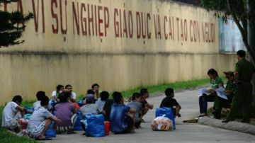 Photo: HOANG DINH NAM AFP Getty Image