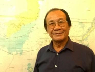 Tiến sĩ Trần Công Trục, nguyên Trưởng ban Biên giới Chính phủ. Nguồn ảnh: Báo GDVN