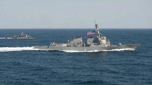 USS Lassen của Hoa Kỳ đang đóng vai trò quan trọng tại Biển Đông. Nguồn: US Navy