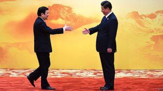Trung Quốc có cách tiếp cận Việt Nam khác Hoa Kỳ. Photo: AFP