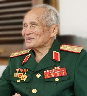 Trung tướng Nguyễn Quốc Thước. Nguồn ảnh: báo Doanh nghiệp VN