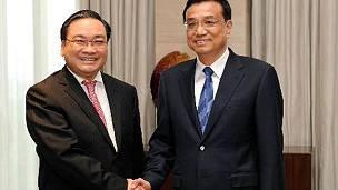 Quan hệ Việt - Trung đ̣ã trải qua nhiều bước thăng trầm. Ảnh: internet