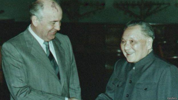 Lãnh đạo Việt Nam đã nhận định sai về vị thế quan hệ Trung - Xô. Ảnh: Reuters