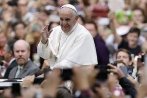 Đức Giáo Hoàng Francis thành công trong chuyến đi Hoa Kỳ qua lòng từ tâm. (Hình: Getty Images)