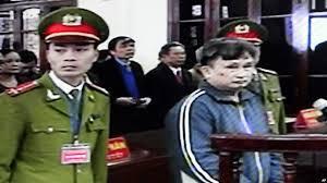 Ông Trần Anh Kim tại phiên tòa ngày 28/12/2009
