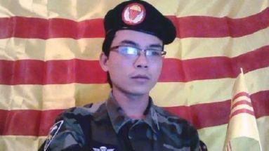 Ông Nguyễn Viết Dũng bị khởi tố tội 'gây rối trật tự công cộng' . Ảnh: Facebook