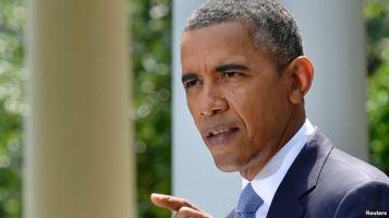 Tổng thống Mỹ Barack Obama. Nguồn: Reuters.