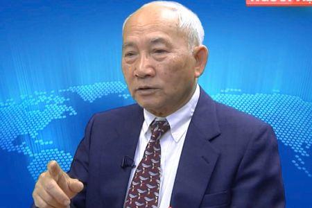 Ông Đỗ Quý Toàn, tức nhà báo Ngô Nhân Dụng. Ảnh: internet