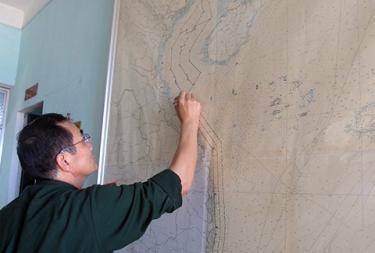 Theo cán bộ Trạm Biên phòng Mân Quang, hiện vụ việc đang được lực lượng kiểm tra và chưa có kết luận chính thức