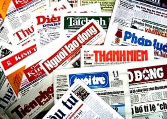 Nên hay không báo chí tư nhân, hiểu thế nào cho đúng? (Ảnh: news.zing.vn)